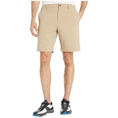 メンズ ハーフパンツ 9 Stretch Solid Shorts