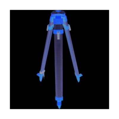 STS 測量機用三脚  球面 ワンタッチレバー式 5/8インチ ( STC-YD-A ) STS(株)