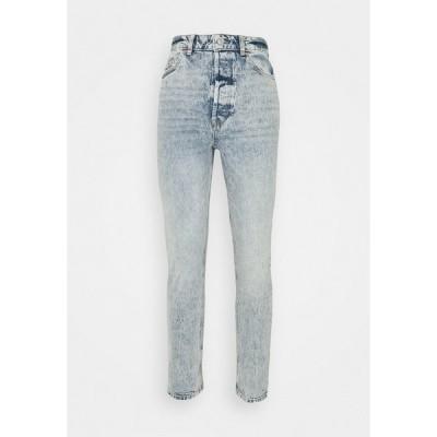 フリーピープル デニムパンツ レディース ボトムス ZURI MOM - Relaxed fit jeans - lived in blue