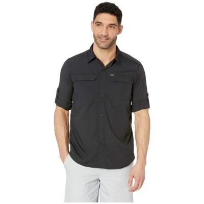 コロンビア Columbia メンズ シャツ トップス Silver Ridge 2.0 Long Sleeve Shirt Black