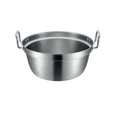 19-0 IH段付鍋 30cm