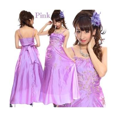 金糸&ビーズ刺繍姫ドレス