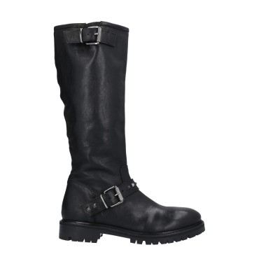 NAK ブーツ ブラック 38 革 ブーツ