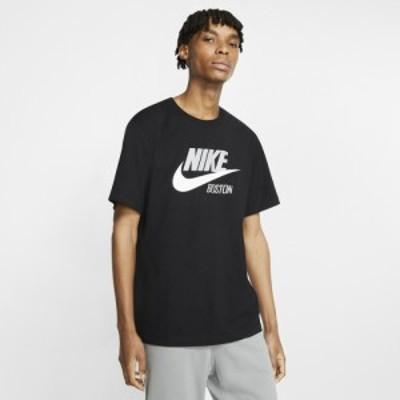 ナイキ メンズ Tシャツ Nike NSW City T-Shirt 半袖 Black/White | Boston