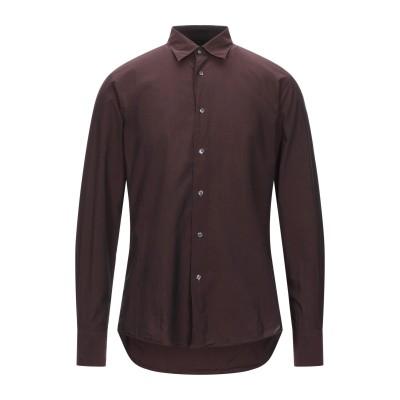 SIRIO シャツ ボルドー XL コットン 100% シャツ