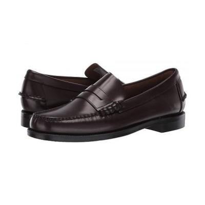 Sebago セバゴ メンズ 男性用 シューズ 靴 ローファー Classic Dan - Dark Brown