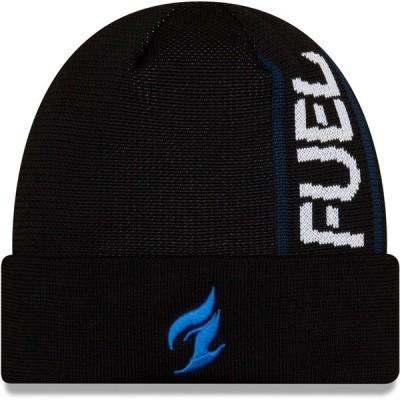 ニューエラ メンズ 帽子 アクセサリー Dallas Fuel New Era Cuffed Knit Hat