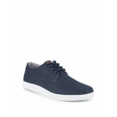 ベンシャーマン メンズ スニーカー Preston Linen Sneakers
