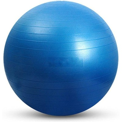 YUUWA バランスボール45cm/55cm/65cm/75cm ヨガボール アンチバースト仕様ポンプ付き! ダイエット エクササイズ 全4カラー (