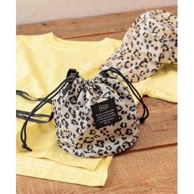 CIAOPANIC TYPY / 【KiU/キウ】300D DRAWSTRING BAG WOMEN バッグ > ショルダーバッグ