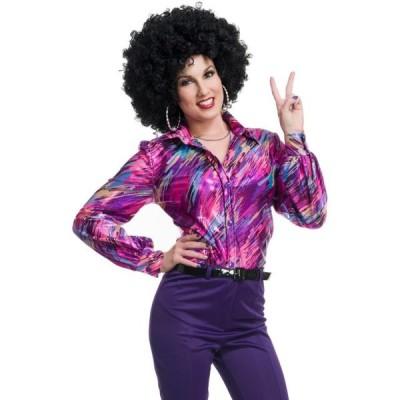 レディース 衣類 トップス Womens 70s Queen Disco Shirt Female Disco Shirt ブラウス&シャツ
