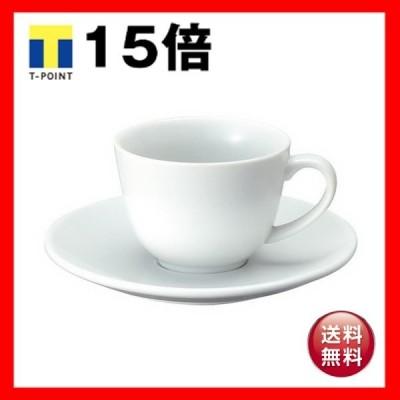 (まとめ)アスト コーヒーカップ &ソーサー 1セット(6客)〔×2セット〕
