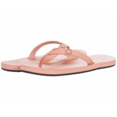 Billabong ビラボン レディース 女性用 シューズ 靴 サンダル Coral Cove Apricot【送料無料】