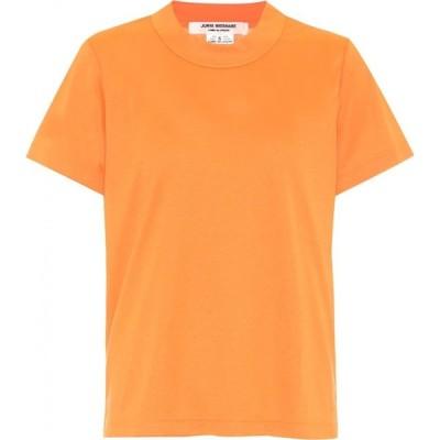ジュンヤ ワタナベ Junya Watanabe レディース Tシャツ トップス Jersey T-shirt Neon Orange
