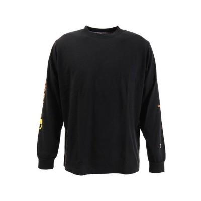 チャンピオン-ヘリテイジ(CHAMPION-HERITAGE) Tシャツ メンズ 長袖 ODC W LOGO C8-RS401 090 (メンズ)