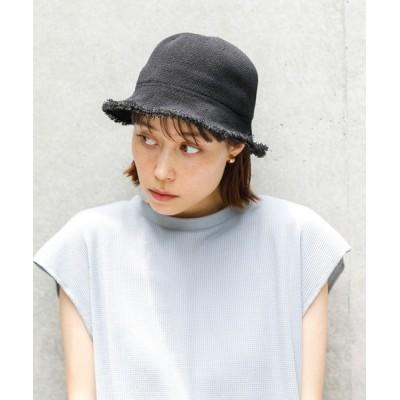 koe / 編みたてバケットハット* WOMEN 帽子 > ハット