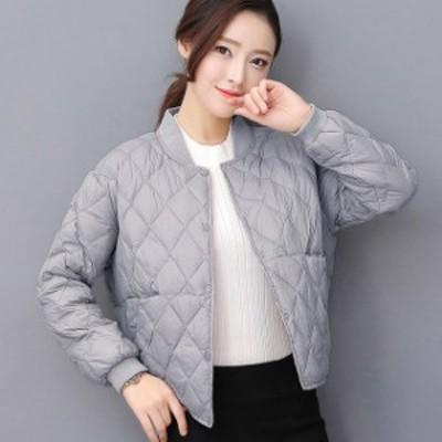 冬コートレディース 韓国ファッション 大人気 新型 ダウンコート 中綿 レディース服 ダウンジャケット コットン レディースファッション