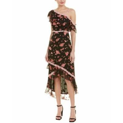Alice + Olivia アリス+オリビア ファッション ドレス Alice + Olivia Caydon Midi Dress