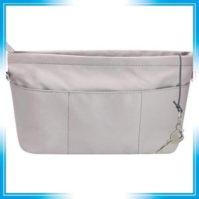 SHINGONE バッグインバッグ ナイロン A5 小さめ 横 インナーバッグ レディース メンズ 軽量 バックインバック 防水