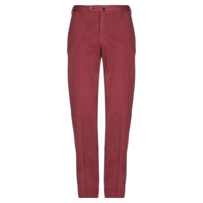 INCOTEX チノパンツ ファッション  メンズファッション  ボトムス、パンツ  チノパン レンガ