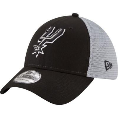 ニューエラ New Era メンズ キャップ 帽子 San Antonio Spurs 39Thirty Stretch Fit Hat