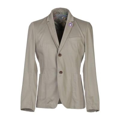 KOON テーラードジャケット グレー 54 コットン 97% / ポリウレタン 3% テーラードジャケット