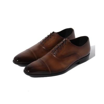 (Orobianco(Shoes)/オロビアンコ シューズ)SAKIKATA 2/メンズ L.BROWN