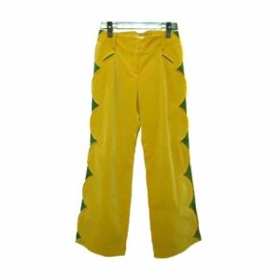 MATRIOCHKA by Les Briqu a braque「S」ラウンドデザインパンツ (Round design pants) マトリョーシカ レ ブリカ ブラック 058959