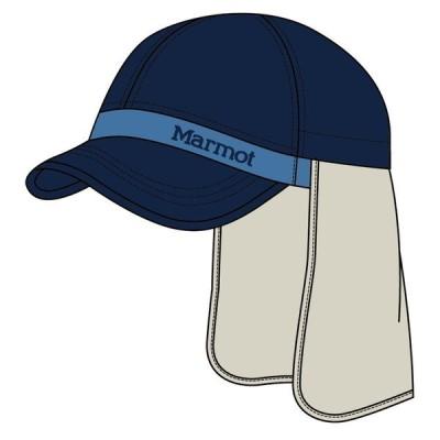 マーモット(Marmot) Kids BC Cap キッズビーシーキャップ TODRJC38-DNM ジュニア