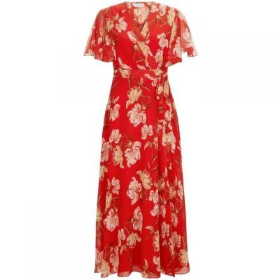 ホッブス Hobbs レディース ワンピース ワンピース・ドレス Ottilie Dress red multi