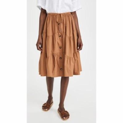 メドウズ Meadows レディース スカート Thyme Skirt Biscuit