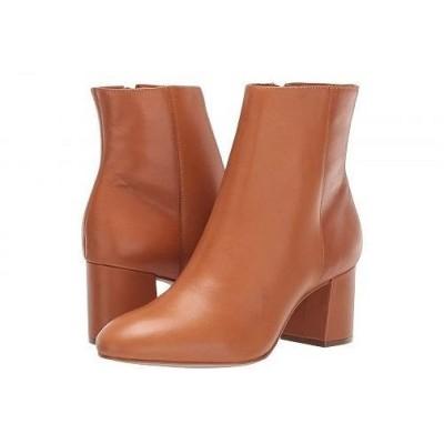 ABLE レディース 女性用 シューズ 靴 ブーツ アンクルブーツ ショート Celina Ankle Boot - Chestnut Nappa