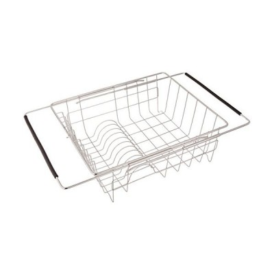 Just JEDD1375115 Stainless Steel Adjustable In Sink Dish Rack 品