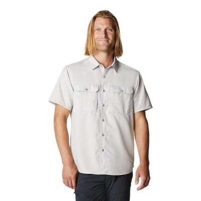 マウンテンハードウェア メンズ シャツ トップス Mountain Hardwear Men's Canyon SS Shirt