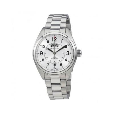 Hamilton/ハミルトン メンズ 腕時計 Khaki Field 自動巻き シルバー Dial ステンレス鋼 メンズ Watch H70505153