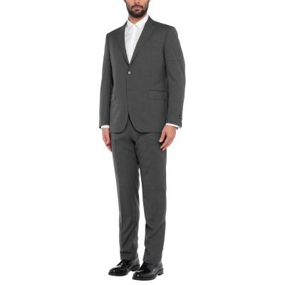 TOMBOLINI スーツ グレー 54 バージンウール 100% スーツ