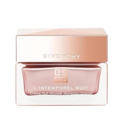 【国内発送】GIVENCHY L'INTEMPOREL NUIT ジバンシー ランタンポレル グローバル ユース ソフト ナイトクリーム Global Youth All-Soft Night Cream 50ml