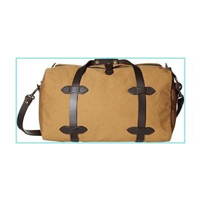 Filson Small Duffle Bag Tan 1 One Size【並行輸入品】