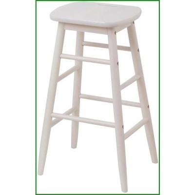 送料無料 ine reno high stool INS-2824WH b03