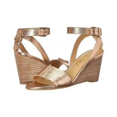 Splendid スプレンデッド レディース 女性用 シューズ 靴 ヒール Tadeo - Rose Gold Soft Tumbled Metallic Leather