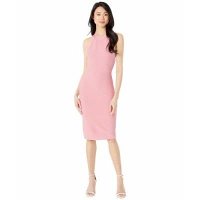 ビーシービージーマックスアズリア レディース ワンピース トップス Bodycon Dress Pink Rose