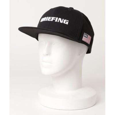BRIEFING / MENS FLATVISOR CAP MEN 帽子 > キャップ