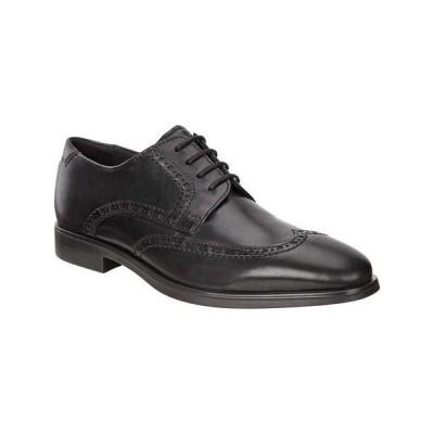 メンズ 靴 ドレスシューズ Men's ECCO Melbourne Wingtip Tie Oxford ウィングチップ