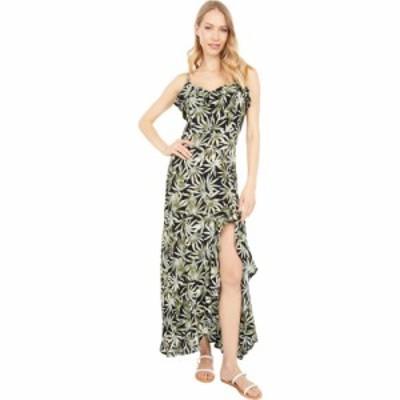 ボルコム Volcom レディース ワンピース マキシ丈 ワンピース・ドレス Coco Maxi Dress Multi