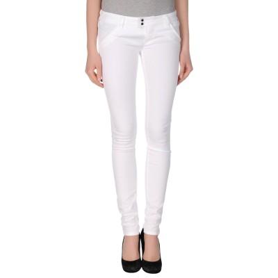 メット MET JEANS パンツ ホワイト 31 コットン 98% / ポリウレタン 2% パンツ
