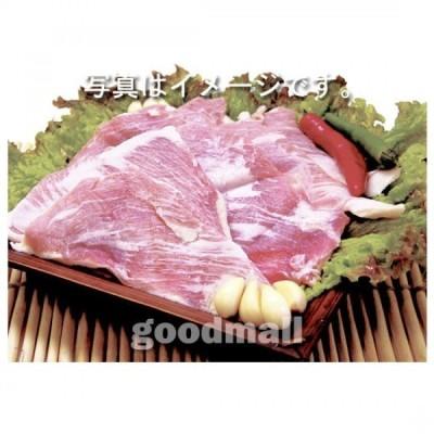 *韓国食品*【クール便・冷凍】豚トロ ブロック 1kg