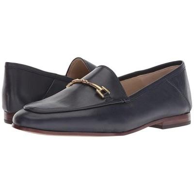 サム エデルマン Loraine Loafer レディース ローファー Baltic Navy Modena Calf Leather