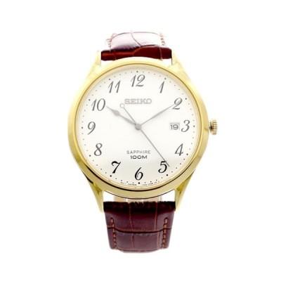 セイコー 腕時計 メンズ SEIKO5 セイコー5 SEIKO ホワイト ブラウン