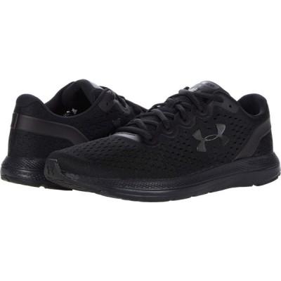 アンダーアーマー Under Armour メンズ ランニング・ウォーキング シューズ・靴 Charged Impulse Black/Black/Black