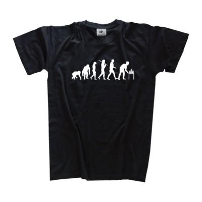 Tシャツ B&C Standard Edition PASTRY BAKER EVOLUTION Size Cake Cake T-Shirt S-3XL